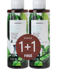 Korres natural products Mint Tea Körperpflegeset 500 ml