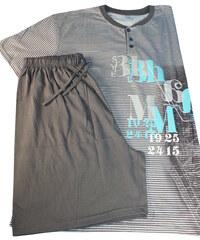 Sport Style pánské pyžamo XXL šedá