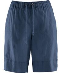 bpc bonprix collection Leinen Schlupf-Bermuda in blau für Damen von bonprix