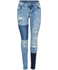 ONLY Ultimate reg patch Skinny Fit Jeans