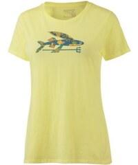 PATAGONIA Printshirt Isle Wild Flying Fish
