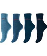 S.Oliver RED LABEL Socken 4 Paar