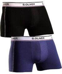 S.Oliver RED LABEL Baumwoll Boxer 2 Stck.