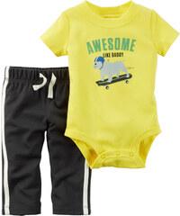 Carter's Chlapecký kojenecký set s pejskem - barevný