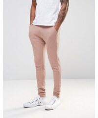 ASOS - Pantalon de jogging super skinny - Rose - Rose