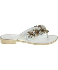 Marco Tozzi dámské pantofle 2-27107-26 bílé