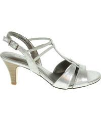Tamaris dámské sandály 1-28304-26 stříbrné