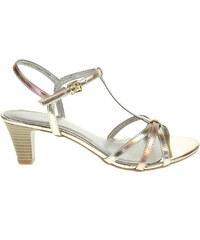 Tamaris dámské sandály 1-28319-26 zlaté