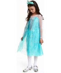 H&M Šaty pro princeznu se závojem