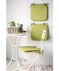 Today Utility - 4-er Set Stuhlkissen für draußen - hellgrün