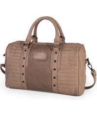 Béžová cestovní taška Lois Simple