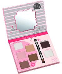 Essence Bloggers' Vintage Rose Eye Palette Oční ksíny 10.5 g