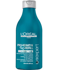 L´Oréal Professionnel Pro-Keratin Refill Shampoo mit Incell Haarshampoo 500 ml