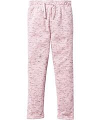 bpc bonprix collection Melierte Sweathose, Gr. 116-170 in rosa für Mädchen von bonprix