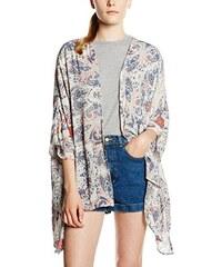 ONLY Damen Strickjacke Onlisha Beach Kimono Acc