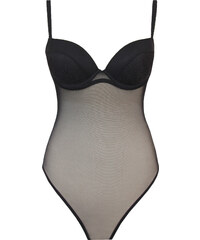 Alma Bloom Body Push In Teddy - Noir
