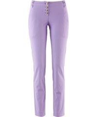 bpc bonprix collection Stretch-Chinohose in lila für Damen von bonprix