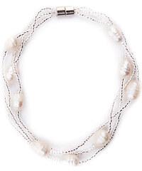 Sladkovodní perla Perlový náramek GEST