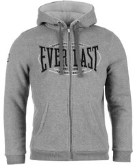 mikina Everlast Contrasting Sleeves Over The Head Hoody pánská Blk ... e59bc7eb877