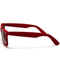 Wayfarer style Sluneční brýle wayfarer červené
