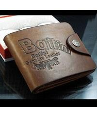 Pánská kožená peněženka bailini kůň