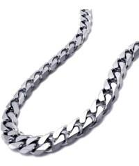 Impress Jewelry Řetízek z chirurgické oceli Masive Cuban - 8 mm / 55cm