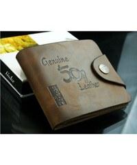Pánská kožená peněženka bailini 501 2