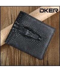 Bailini Dker pánská peněženka z imitace krokodýlí kůže