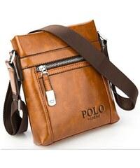 POLO VIDENG Buckle pánská kožená taška