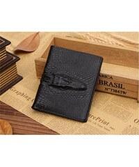 Bailini Pánská peněženka z imitace krokodýlí kůže slim