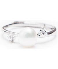 Sladkovodní perla Prsten HILIS
