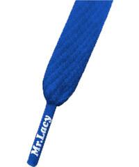 Mr Lacy Lacets Lacets Flatties Bleu Roi Homme/Femme/Enfant