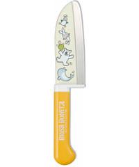 Tojiro Dětský kuchyňský nůž 11,5 cm žlutý