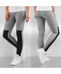 Dangerous DNGRS Two Tone Leggings Grey/Black