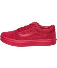 Vans OLD SKOOL Sneaker low crimson