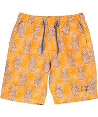 Plážové kraťasy Ocean Pacific Skull dět. oranžová