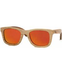 Time for Wood Caviuno | Orange Mirror