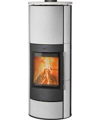 Kaminofen »Warnemünde«, Keramik weiß, 6 kW, Fireplace