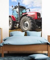 B.E.S. Petrovice Fototapeta papírová 130x200 - Traktor