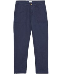 GANT Rugger Pantalon Chino En Toile - Persian Blue