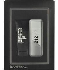 Carolina Herrera 212 VIP Men EDT dárková sada M - Edt 100ml + 100ml sprchový gel