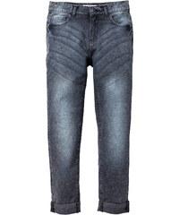 John Baner JEANSWEAR Jogg-jean aspect used Regular Fit noir enfant - bonprix