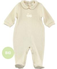 Naturapura Häschen-Pyjama aus Bio-Baumwolle