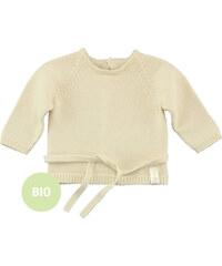 Naturapura 2-in-1-Cardigan-Pullover aus Bio-Baumwolle