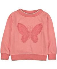 American Outfitters Light fleece sweatshirt - Coral