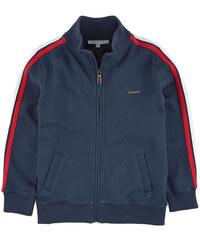 Frankie Morello Toys Zip knit cardigan - Navy blue