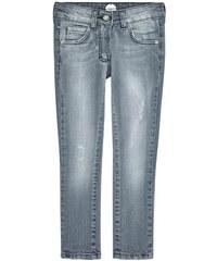 "Parrot Italy ""Skinny Fit"" Jeans in Stone Denim"