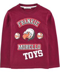 Frankie Morello Toys Bedrucktes T-Shirt aus Jersey