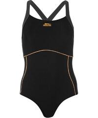 Plavky Slazenger X dám. černá/oranžová