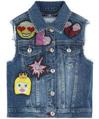Philipp Plein Mini Me Jacke aus Jeans